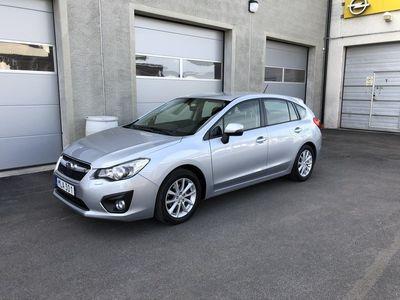 used Subaru Impreza 1.6 Aut Lineartronic 4WD