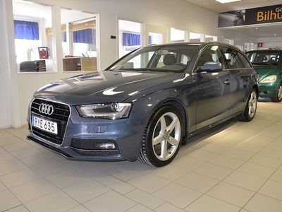 begagnad Audi A4 2.0 TDI Sport Edition Plus Euro 6