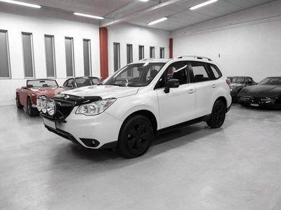begagnad Subaru Forester 2.0D 4WD 147hk