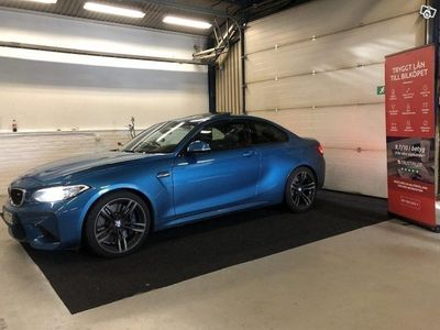 begagnad BMW M2 DCT 370hk PERFOMENCE 800MIL