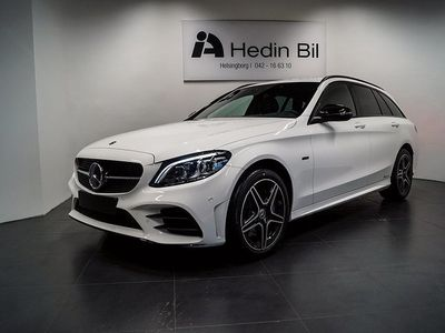 begagnad Mercedes C300 - Benze Kombi, AMG Line