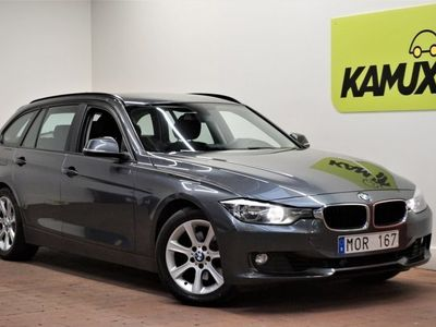 begagnad BMW 330 d Touring Aut Sportstolar (258hk)