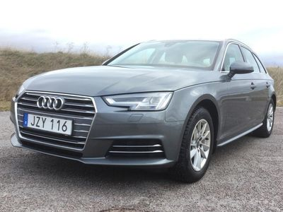 begagnad Audi A4 AVANT 2.0 TDI (190hk)