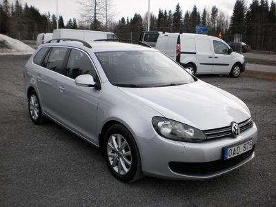 begagnad VW Golf 1.6 Tdi 105 hk 4motion Masters Kombi 1år garanti
