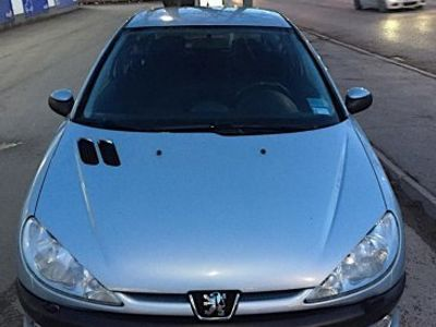 begagnad Peugeot 206 XSI 1,6 ny bes/ skick -03
