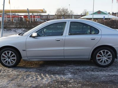 begagnad Volvo S60 2,5T Automat -05