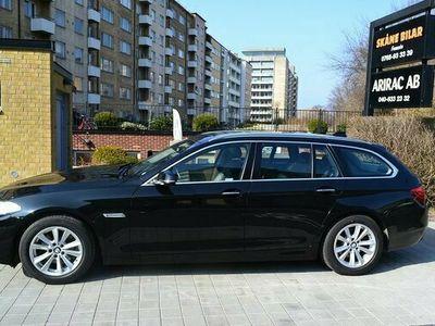 begagnad BMW 520 d Touring D 190hk/ Sport / Läder/ Panorama/Värm/