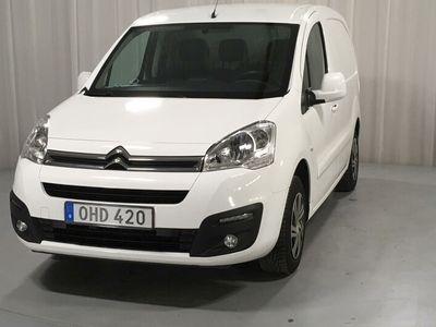 brugt Citroën Berlingo 1.6 BlueHDi Skåp (100hk)