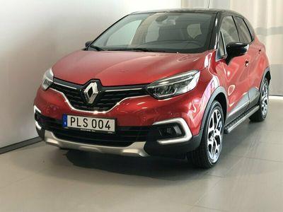 begagnad Renault Captur PhII Energy TCe 120 ESK EDC