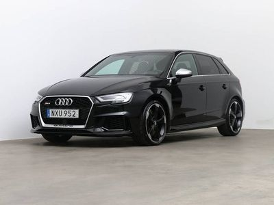 begagnad Audi RS3 SB 2.5 TFSI quattro 400hk 1250mil