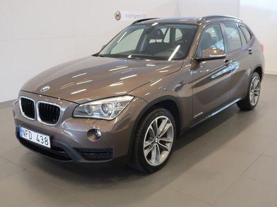 used BMW X1 xDrive 20d / Sport Line / Navi / Drag