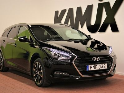 begagnad Hyundai i40 1.7 CRDI Comfort Plus Navi Drag