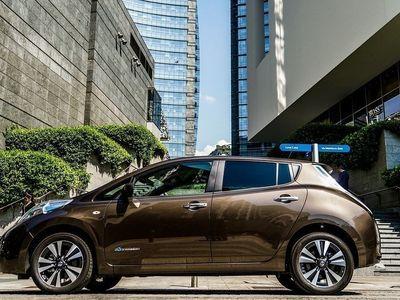 begagnad Nissan Leaf Tekna 30kw -16
