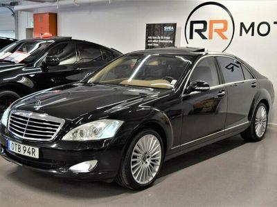 begagnad Mercedes S320 CDI L Night vision/Navi/Diplomat 235hk