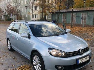 begagnad VW Golf 1.6 Multifuel i t skick säljes -10