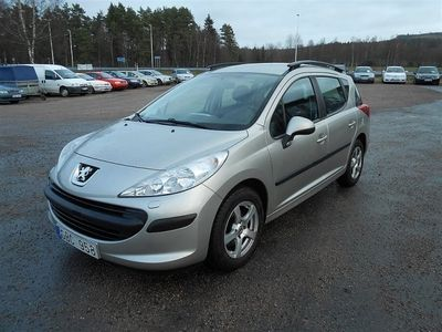 begagnad Peugeot 207 1,6 Nybesiktigad.