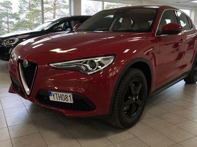 begagnad Alfa Romeo Stelvio First Edition 2.0 280hk Au
