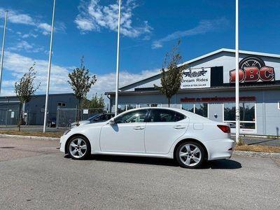 begagnad Lexus IS250 2.5 V6 Automat 208hk | FINANS |