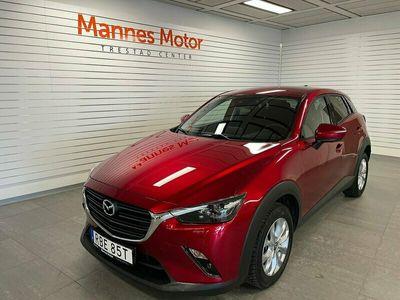 begagnad Mazda CX-3 Vision 2.0 SKYACTIV-G Automat Euro 6 121hk
