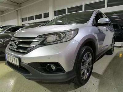 begagnad Honda CR-V 2,2 i-DTEC Elegance Lifestyle Automat