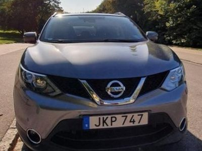 begagnad Nissan Qashqai 1.5DCI Euro klass 6