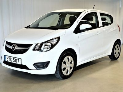 begagnad Opel Karl Enjoy 1.0 /75hk Intellilink -16