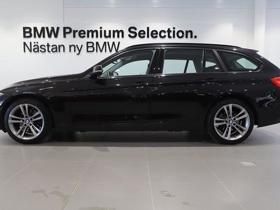 begagnad BMW 328 i Automat Touring Steptronic Sport line