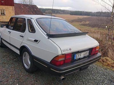 begagnad Saab 900 S Turbo
