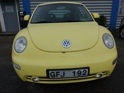 gebraucht VW Beetle New2.0 116hk -99