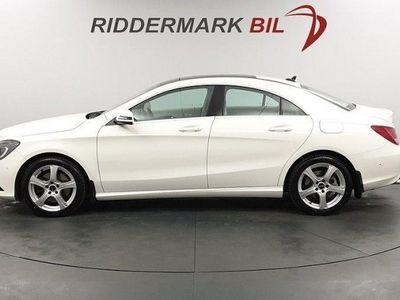 begagnad Mercedes CLA250 211hk EU6 AUT PANO