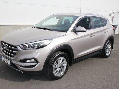 gebraucht Hyundai Tucson 2.0 CRDi 4WD Comfort 136hk -17