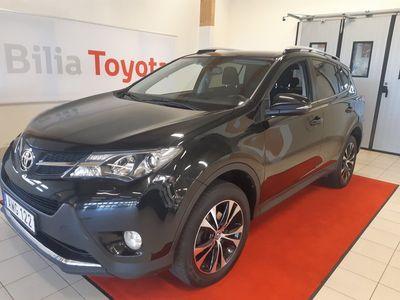 begagnad Toyota RAV4 2.0 4WD Active