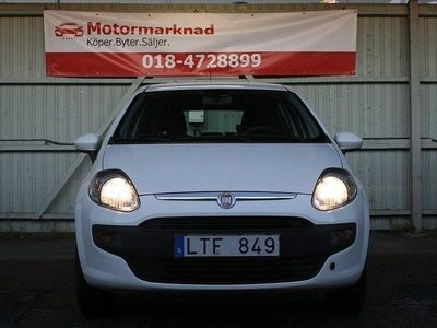 begagnad Fiat Punto 5-dörrar 1.4 Natural Power Dynamic