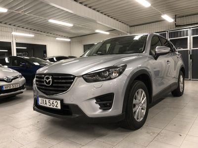 begagnad Mazda CX-5 - VINTERHJUL - NAVIGATION