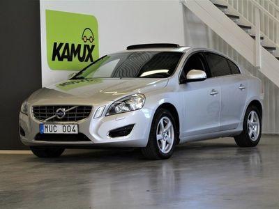 begagnad Volvo S60 D4 Momentum D-VÄRM S&V AUT PDC
