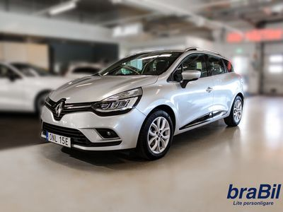 begagnad Renault Clio IV Sport Tourer PhII Energy TCe 90 Intens SpT