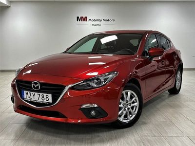 begagnad Mazda 3 Sport 2.0 SKYACTIV-G Automat Euro 6 120hk