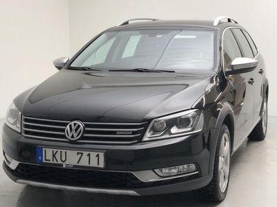 begagnad VW Passat Alltrack 2.0 TDI BlueMotion Technology 4Motion