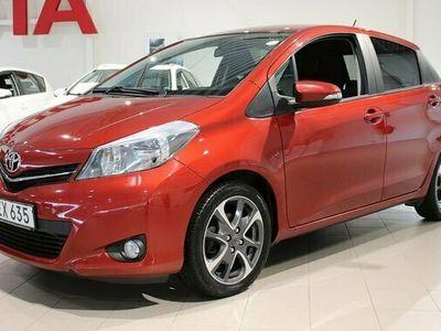 begagnad Toyota Yaris Verso Yaris 1.33 5-D Man Edition 50 2014, Kombi Pris 79 900 kr