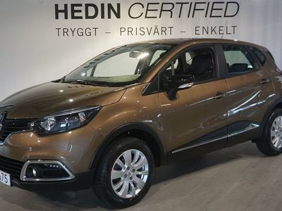 used Renault Captur 0,9 TCe 90hk Expression
