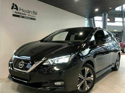 begagnad Nissan Leaf 40 KWH LED//Privatleasing Kampanj* inkl. serviceavtal