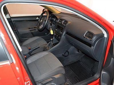 begagnad VW Golf 1,6 TDI Variant -12