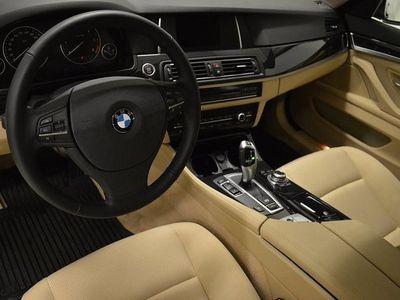 gebraucht BMW 520 d Aut sedan / Drag -16
