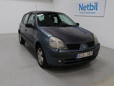 begagnad Renault Clio II 1.2 16v 5dr Rep. Objekt 2006, Halvkombi 10 500 kr