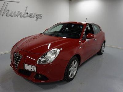 begagnad Alfa Romeo Giulietta 120hk/ 6000 mil/ fordonsskatt 1196kr