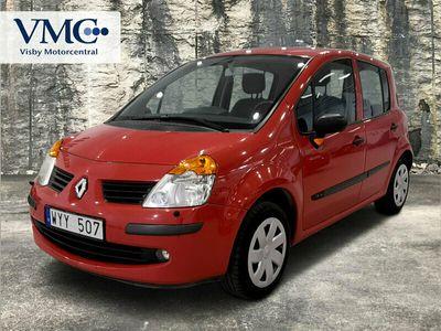 begagnad Renault Modus 5-d 1.4 16V Expression