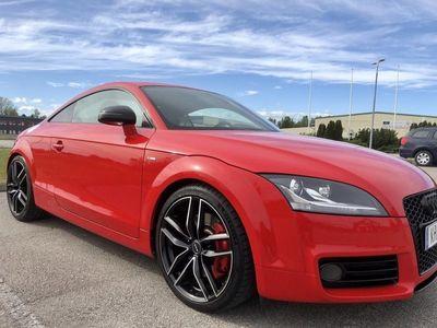 begagnad Audi TT Coupé 3.2 V6 S-Line