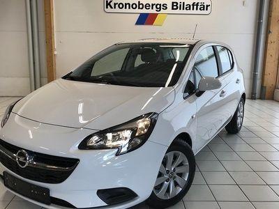 begagnad Opel Corsa enjoy5-D 1.4 Automat 2019, Halvkombi 152 400 kr