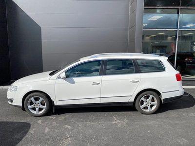 begagnad VW Passat Variant 1.6 TDI BlueMotion Sportline