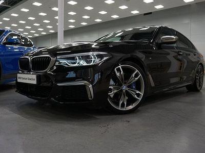 begagnad BMW M550 i xDrive Sedan 462hk Driving Plus B&W Nightvision